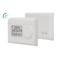 THERMOSTAT SIMPLE DIGITAL PAR ONDE RADIO