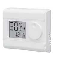 THERMOSTAT PROGRAMMABLE DIGITAL FILAIRE