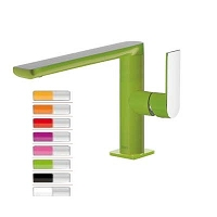 [TRES] LOFT COLORS - MITIGEUR LAVABO H170MM (COLORIS A PRECISER)