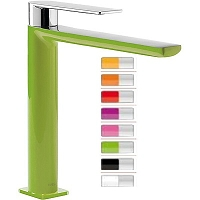 [TRES] LOFT COLORS - MITIGEUR LAVABO H241MM (COLORIS A PRECISER)