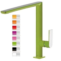 [TRES] LOFT COLORS - MITIGEUR LAVABO H302MM (COLORIS A PRECISER)