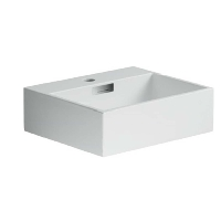 [ONDYNA] QUARELO LAVABO AUTOPORTANT 70X42CM PRE-PERCE
